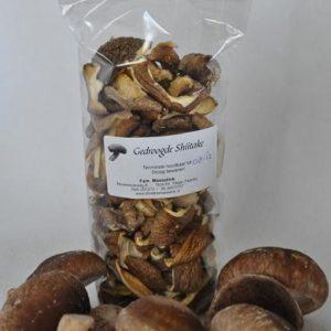 Gedroogde-shiitakes