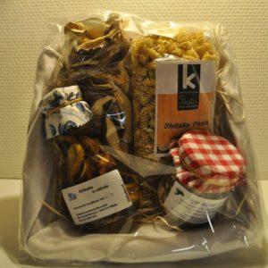 Shiitake-cadeau-pakket