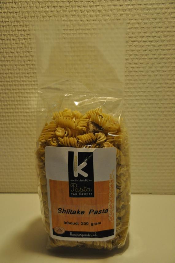Shiitake-pasta